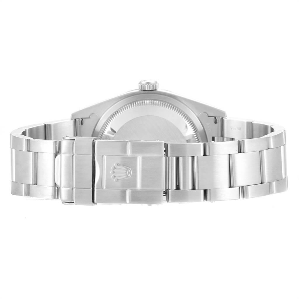 23489 Rolex Explorer I 36mm Black Dial Automatic Steel Mens Watch 14270 SwissWatchExpo