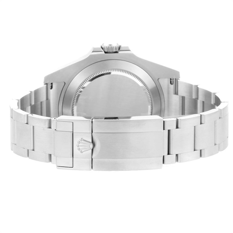 Rolex Explorer II 42 Orange Hand Steel Mens Watch 216570 Unworn SwissWatchExpo