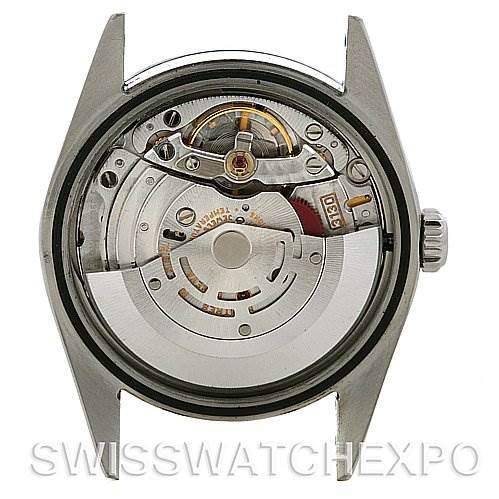 Rolex Explorer I Mens Steel 114270 Circa 2002 k Serial SwissWatchExpo