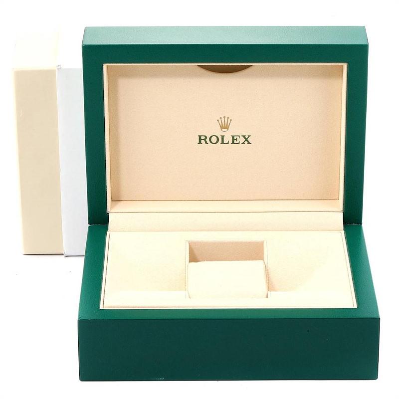Rolex Explorer I 39 Luminescent Arabic Numerals Mens Watch 214270 SwissWatchExpo