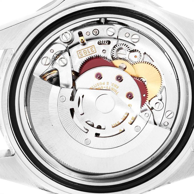 Rolex Explorer II White Dial Automatic Steel Mens Watch 16570 SwissWatchExpo