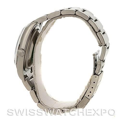 Rolex Mens  Explorer I watch 114270 F Serial Unworn NOS SwissWatchExpo