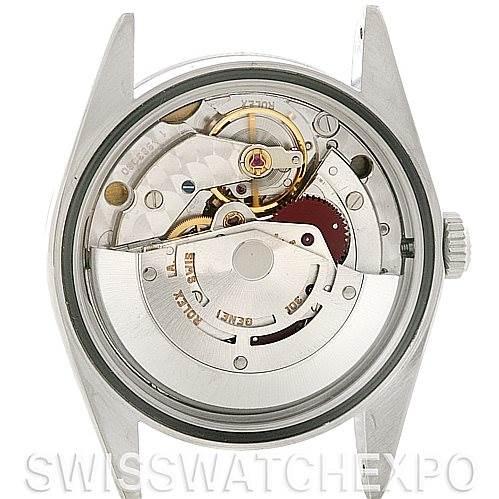 2972 Mens Steel Rolex Explorer I Watch 14270 SwissWatchExpo