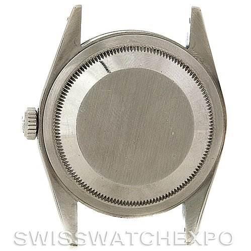 2970 Mens Steel Rolex Explorer I Watch 14270 SwissWatchExpo