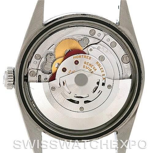 Mens Rolex Explorer I Steel Watch 114270 Year 2005 SwissWatchExpo