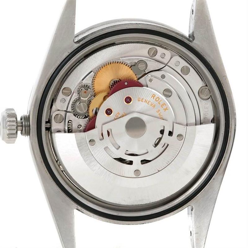 Rolex Explorer I Stainless Steel Mens Watch 114270 SwissWatchExpo