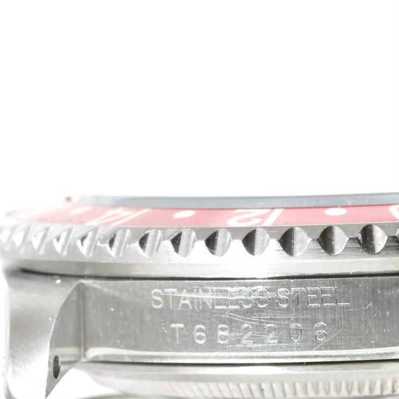 Rolex GMT Master Red Blue Pepsi Bezel Date Mens Watch 16700 SwissWatchExpo