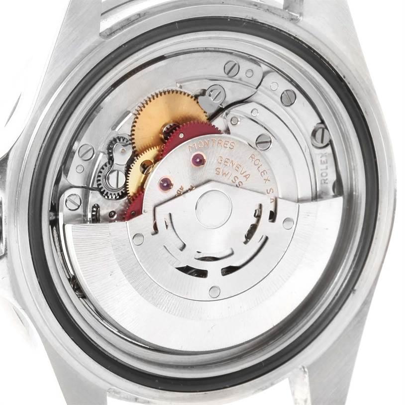 12062 Rolex GMT Master II Blue Red Pepsi Bezel Date Watch 16710 Year 2006 SwissWatchExpo