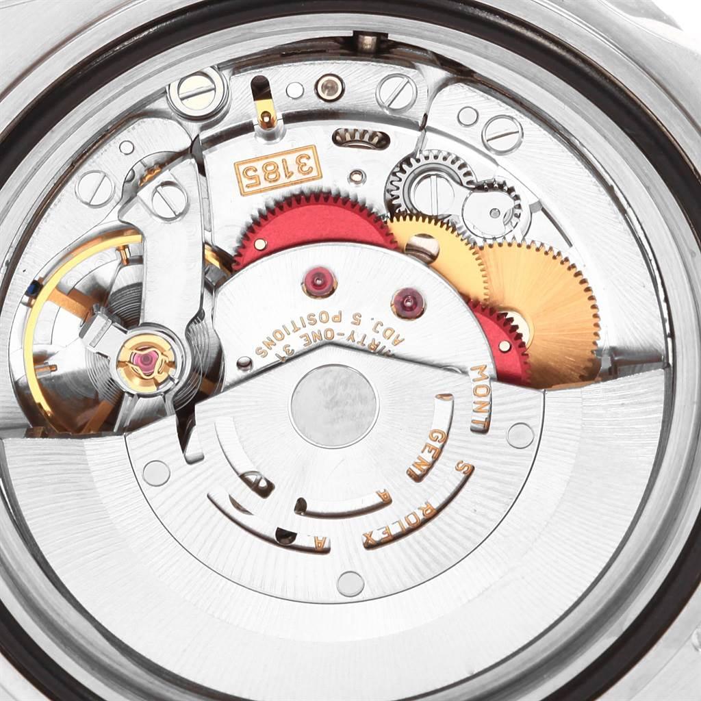 21029 Rolex GMT Master II Black Red Coke Bezel Insert Watch 16710 Box Papers SwissWatchExpo
