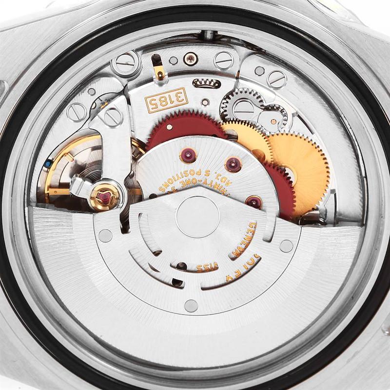 Rolex GMT Master II Black Red Coke Bezel Mens Watch 16710 Box Papers SwissWatchExpo