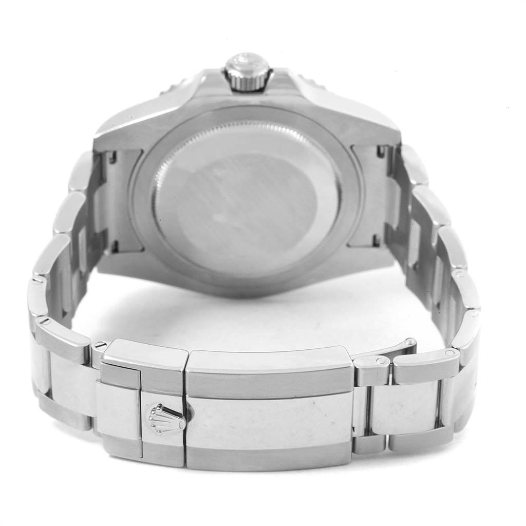 21754 Rolex GMT Master II 40mm Black Dial Green Hand Mens Watch 116710 SwissWatchExpo