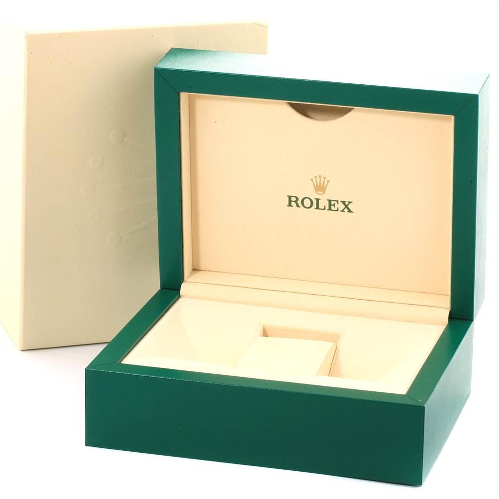 Rolex GMT Master II White Gold Pepsi Bezel Mens Watch 116719 Box SwissWatchExpo