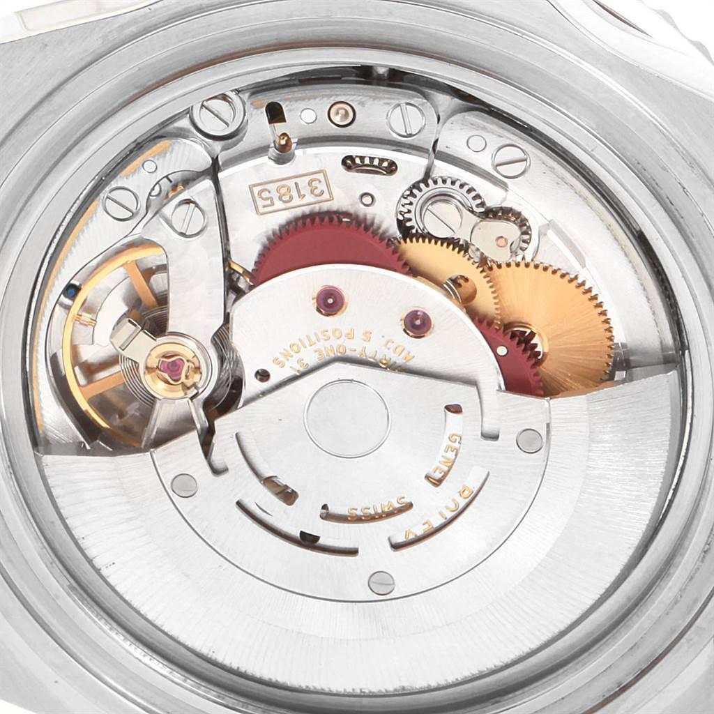 Rolex GMT Master II Blue Red Pepsi Bezel Steel Mens Watch 16710 SwissWatchExpo