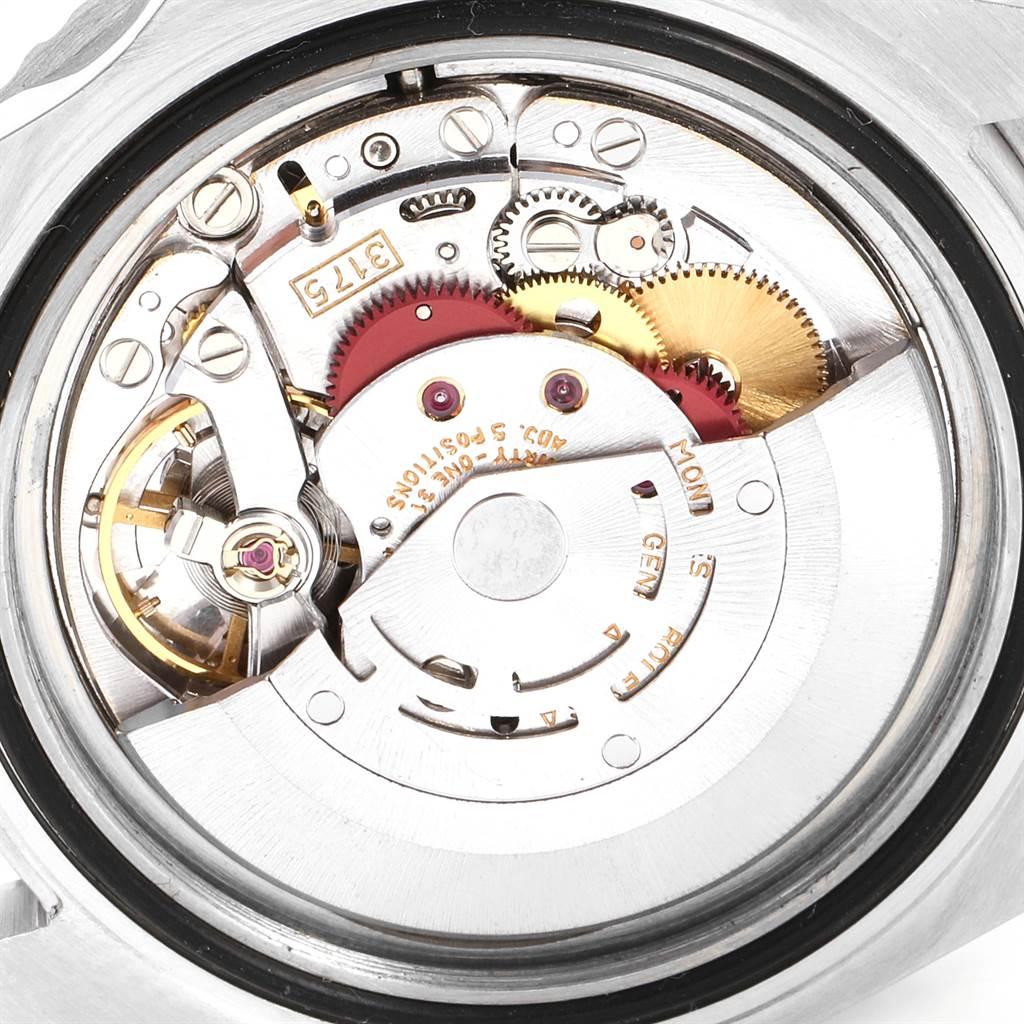 23423 Rolex GMT Master 40mm Blue Red Pepsi Bezel Mens Watch 16700 Box SwissWatchExpo