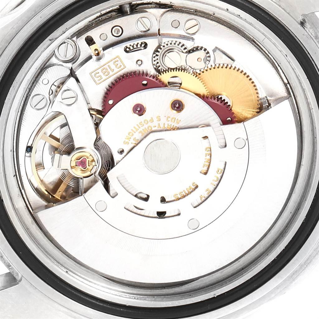 23513 Rolex GMT Master II Error Dial Pepsi Bezel Mens Watch 16710 Box Papers SwissWatchExpo
