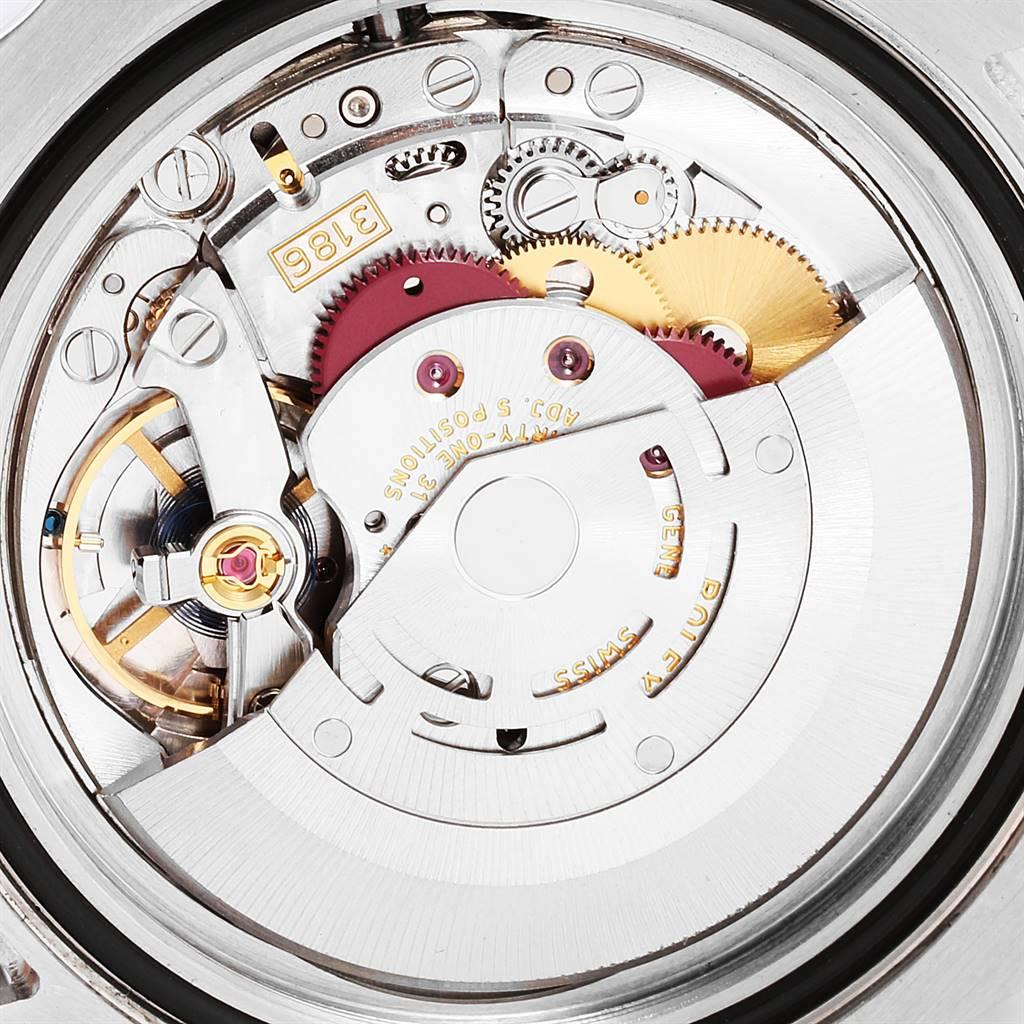Rolex GMT Master II 40mm Automatic Mens Watch 116710 Box Card SwissWatchExpo