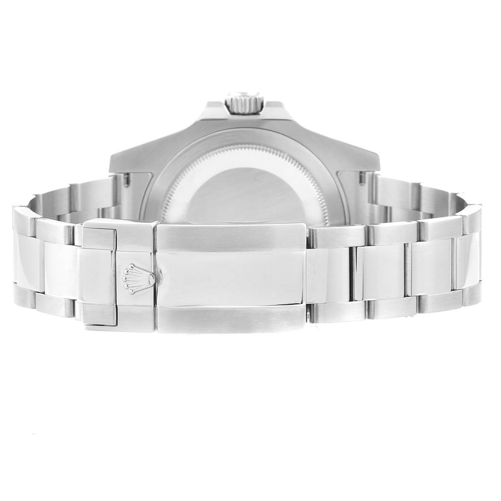 24497 Rolex GMT Master II 40mm Automatic Mens Watch 116710 Box Card SwissWatchExpo