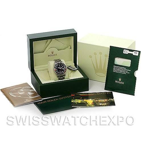 2662 Rolex GMT MASTER II MENS SS 16710