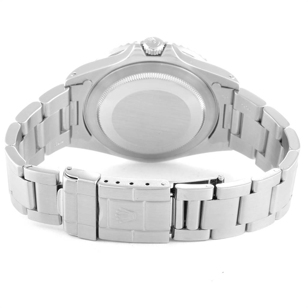 Rolex GMT Master Black Bezel Automatic Steel Mens Watch 16700 SwissWatchExpo