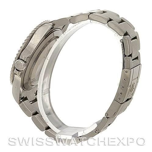 Rolex GMT Master II Mens Steel Watch 16710 Error Dial SwissWatchExpo