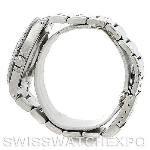 5292 Rolex GMT Master II Stainless Steel Mens Watch 16710 SwissWatchExpo