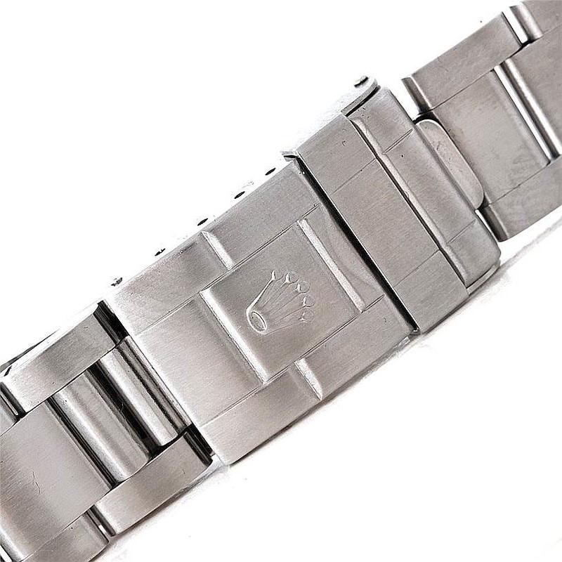 Rolex GMT Master II Pepsi Bezel Steel Mens Watch 16710 SwissWatchExpo