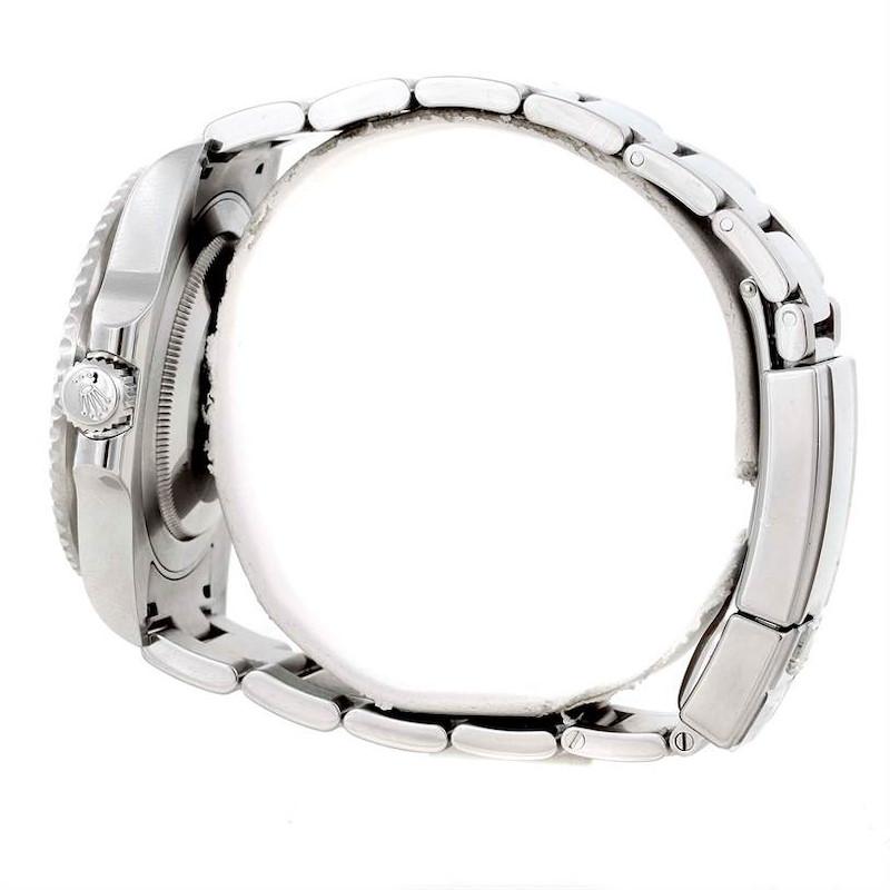 Rolex GMT Master II Stainless Steel Ceramic Bezel Mens Watch 116710 SwissWatchExpo