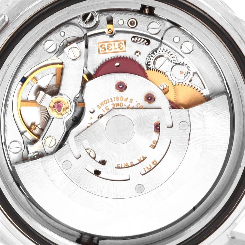 21349 Rolex Seadweller 40 Black Dial Steel Mens Watch 16600 Box SwissWatchExpo