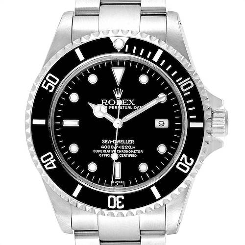 Photo of Rolex Seadweller 40 Automatic Steel Mens Watch 16600