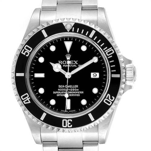 Photo of Rolex Sea-dweller Automatic Steel Mens Watch 16600