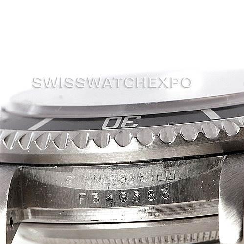 7510 Rolex Seadweller Stainless Steel Mens Watch 16600 SwissWatchExpo