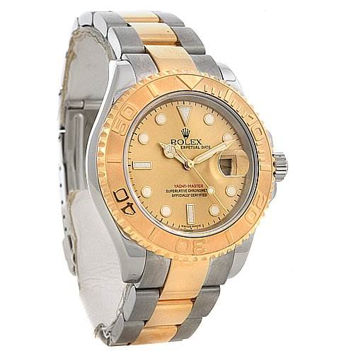 rolex watches yachtmaster mens steel and gold 408inc