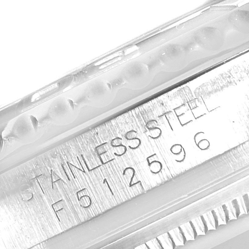 Rolex Yachtmaster 40mm Steel Platinum Mens Watch 16622 Box SwissWatchExpo