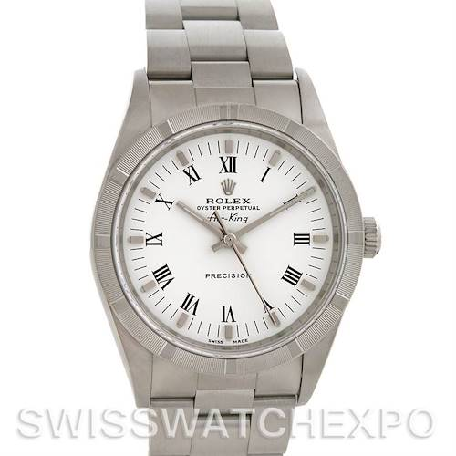Photo of Rolex Oyster Perpetual Air King Watch 14010
