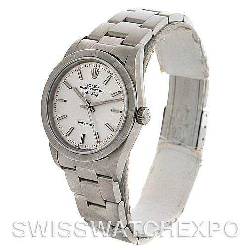 2634 Rolex Oyster Perpetual Air King Watch 14000  SwissWatchExpo