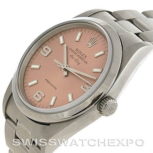 Rolex Oyster Perpetual Air King Watch 14010 Year 2002 SwissWatchExpo