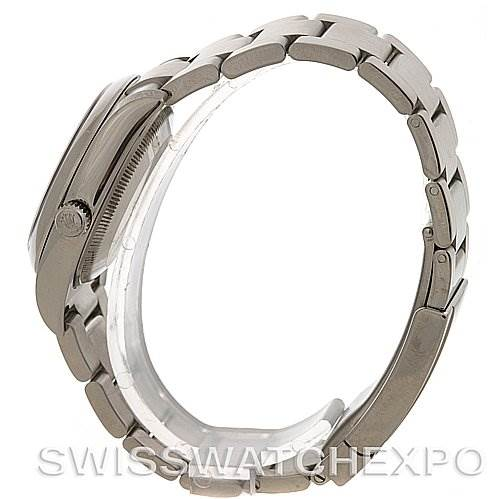 2649 Rolex Oyster Perpetual Air King 114200 Year 2007-08  SwissWatchExpo