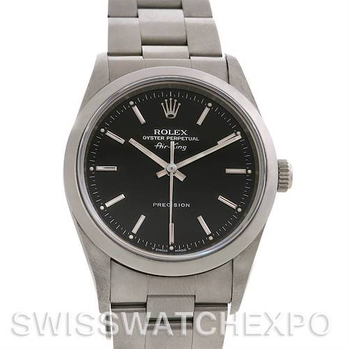 Photo of Rolex Oyster Perpetual Air King Watch 14000 with Box