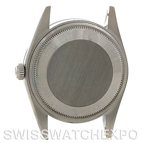 2666 Rolex Oyster Perpetual Air King Steel Watch 14000M SwissWatchExpo