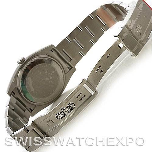 2971 Rolex Oyster Perpetual Air King 114200 Year 2011 Unworn SwissWatchExpo