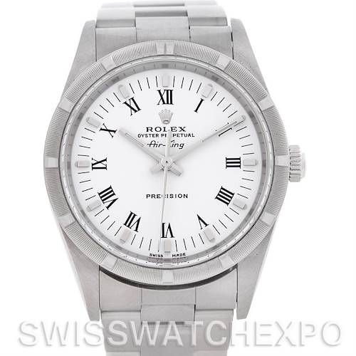 Photo of Rolex Oyster Perpetual Air King Men's Watch 14010 NOS
