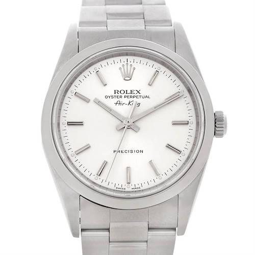 Photo of Rolex Oyster Perpetual Air King Watch 14000
