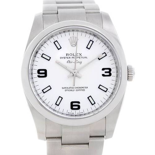 Photo of Rolex Oyster Perpetual Air King Men's Watch 114200