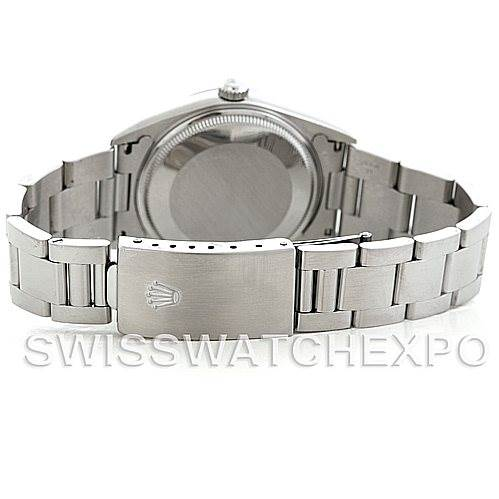 6007 Rolex Oyster Perpetual Air King Steel Watch 14000 SwissWatchExpo