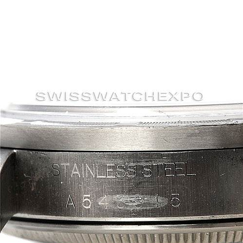 6026 Rolex Air King Steel Mens Watch 14010 SwissWatchExpo