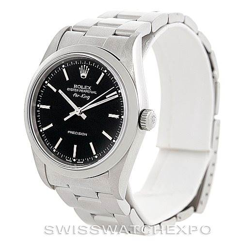 6294 Rolex Oyster Perpetual Air King Watch 14000 SwissWatchExpo