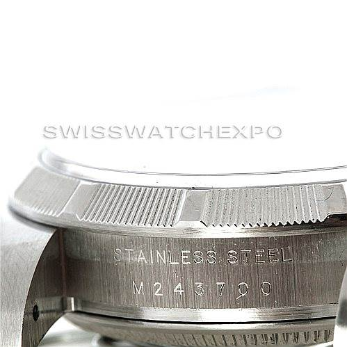6625 Rolex Oyster Perpetual Air King Watch 114210   SwissWatchExpo