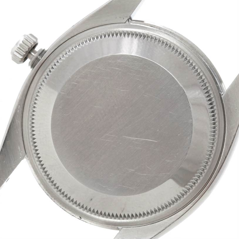 8679 Rolex Oyster Perpetual Air King Silver Dial Mens Watch 114200 SwissWatchExpo