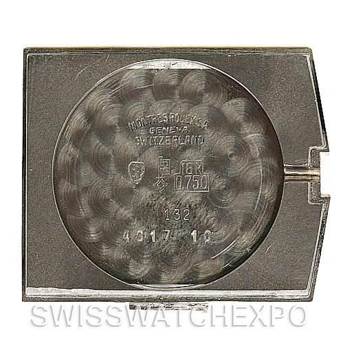 2504 Rolex Vintage 18k White Gold Cellini Midas 4017 SwissWatchExpo