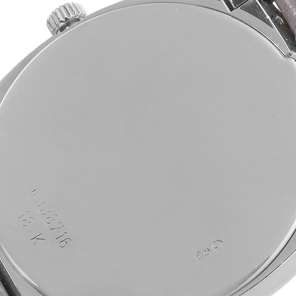 25104 Rolex Cellini Cestello 18K White Gold Slate Dial Mens Watch 5330 SwissWatchExpo